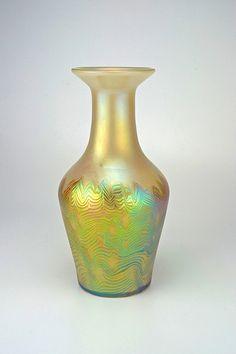 Loetz Ausführung 227 Art Glass Vase, signed circa 1920-25 | Flickr - Photo Sharing!