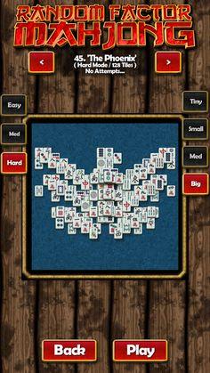 ApkDriver - Latest Android Apps,Games and News: Random Mahjong Pro v1.3.6 apk