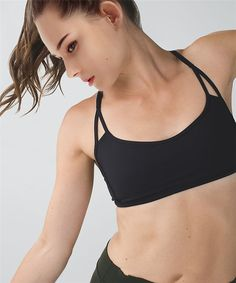 The breathtaking Active Wear Cross Strap Sports Bra is lovely for making your fitness wear exciting and looking stylish. The push up design will keep you well s