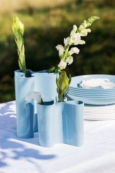 Crystal Clear Koziol Clara L Vase