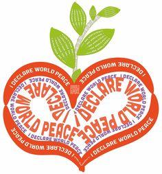 #IDWP I Declare World Peace