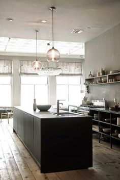 Méchant Studio Blog: beauty out of date kitchen