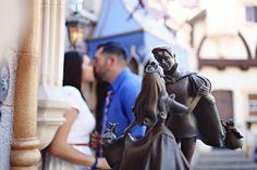 Disneyland Engagement Photos - Christina Sanchez Photography