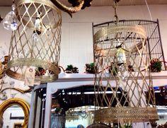 Vintage pendant lighting have 2 avail 11.5' by DarlingVintageOLyme, $75.00