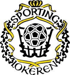 Koninklijke Sporting Club Lokeren Oost-Vlaanderen | Country: Belgium / Belgique / België / Belgien. País: Bélgica. | Founded/Fundado: 2003/07/01 | Badge/Crest/Logo/Escudo.
