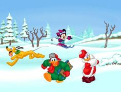 Daisy & Donald Duck  | Download Donald And Daisy Duck Wallpaper