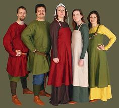 Medieval Clothing- Viking Tunic