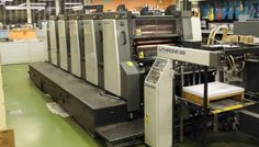 Print shops on the lookout of used Komori printing machines may get in touch with Goodmachine, an eminent dealer of branded printing machines