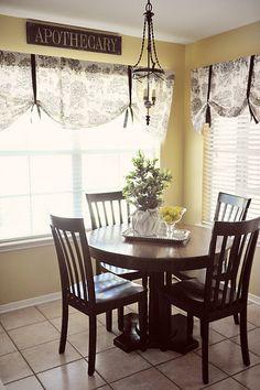 30 Impressive Kitchen Window Treatment Ideas | Kitchen Window Treatments