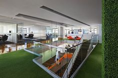 """Not your """"traditional"""" office designs"""