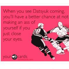 <3 Datsyuk:)