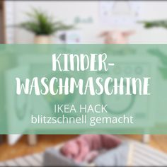 Hottest Cost-Free Kids washing machine DIY Suggestions The IKEA Kallax collection Storage furniture is an essential part of any home. Ikea Closet Hack, Closet Hacks, Ikea Regal, Ikea Kallax Regal, Diy Furniture Videos, Diy Furniture Hacks, Ikea Kallax Shelf, Ikea Storage, Storage Hacks