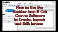 scan and cut tutorial - YouTube