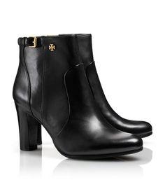 Milan Bootie | Womens Booties | ToryBurch.com