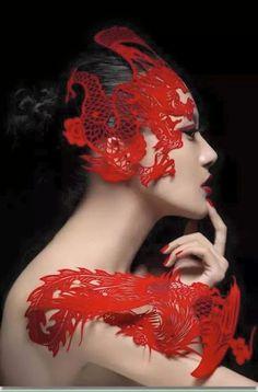 RED COLOR, exuberante!