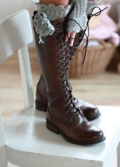 tumblr_m7gfxehiXd1qe6ri8o1_400.jpg (299×415)...ideas for new boots this fall n winter.