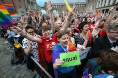 A New Era For Global LGBT Rights Begins After Ireland's Vote for Same-Sex Marriage - BuzzFeed News