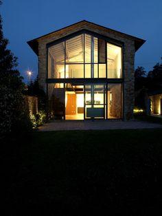 Casa K+D - Depandance - Architettura