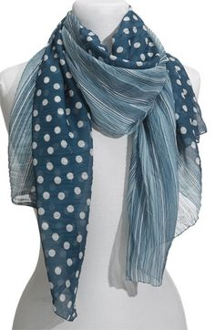 Nordstroms...dots and stripes in four colors