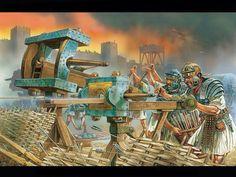 Peter Dennis - Máquinas de guerra romanas, C 60 DC.