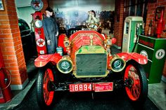 The automobile museum in México #2