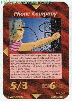Illuminati: The game of conspiracy Page 10