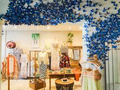 Anthropologie in bloom: Summertime Celebration. Now on the blog.