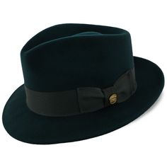 Grayson Stetson Felt Fedora Hat, brown Stetson Fedora, Fedora Hats, Mens Dress Hats, Steampunk Couture, Hats For Men, Hat Men, Fly Shoes, Vintage Fashion 1950s, Stylish Hats