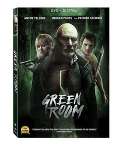 """Green room"" GRE"