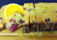 Paleo Raspberry Orange Coffee Cake  #justeatrealfood #paleocupboard