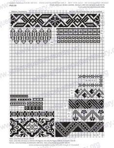 ru / Фото - Design Elements of Renaissance Embroidery - gabbach Cross Stitch Borders, Embroidery Patterns, Design Elements, Renaissance, Angel Wings, Gallery, Elements Of Design