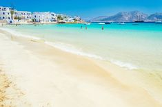 The 10 Most Beautiful Beaches in Greece- Koufonisia Chora, Little Cycladas.