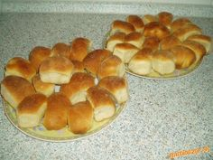 NEJLEPŠÍ ČESKÉ BUCHTY náš rodinný recept NEJEN Z DOMÁCÍ PEKÁRNY. Hot Dog Buns, Hot Dogs, Thing 1, Hamburger, Food And Drink, Bread, Backen, Hamburgers, Burgers