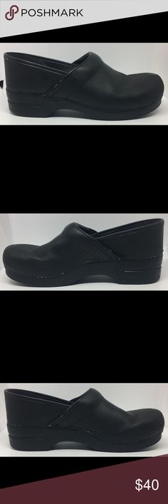 DANSKO Professional CLOGS mens Shoes 45 11.5 12 Worn a few times. Has wear but in Good Condition. See Pictures. Bin 7 B67 Dansko Shoes Loafers & Slip-Ons