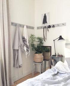 Bedroom details #home #myhome #bedroom #kubbis #ikea #sovrum #interiors #interior #inredning #inspo #inspiration #bedrooms #hmhome #styling #style #fouremptywalls #scandinavian #nordic