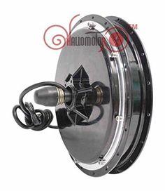 Latest 24V 36V 48V 500W Electric Motor For Bikes Brushless Gearless Hub Motor…