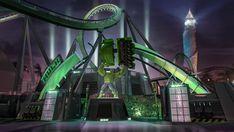 Novidades do re-lançamento da The Incredible Hulk Coaster! Para os amantes de montanha-russa e principalmente para o que estão ansiosos para a volta da The Incredible Hulk Coaster, pela primeira vez a Universal Orlando revelou detalhes do relançamento da famosa ride do Hulk.