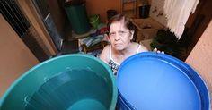 osCurve Brasil : Paulistanos reclamam de falta de água após Alckmin...