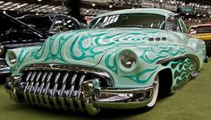 1950 Buick Special Sedanette.