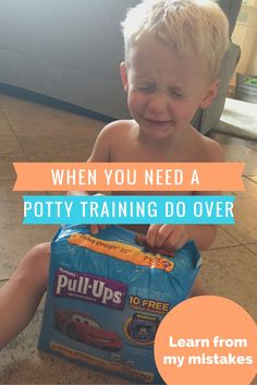 My Potty Training DO