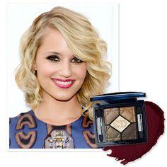 Fall Makeup Trends 2012