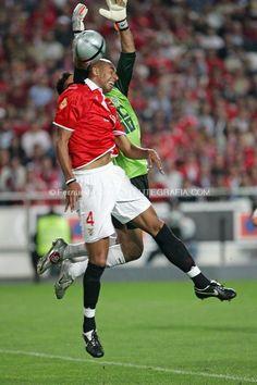 Luisão 1 Ricardo 0