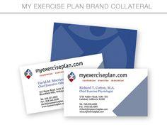 MyExcercisePlan Branding