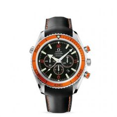2918.50.82 : Omega Seamaster Planet Ocean 600M Co-Axial Chrono