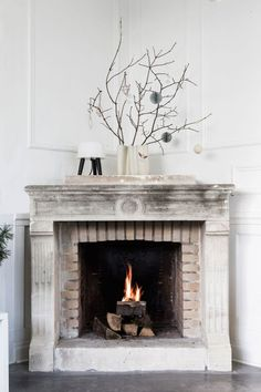 A Scandinavian Home Decorated Perfectly for the Holidays || Bliss