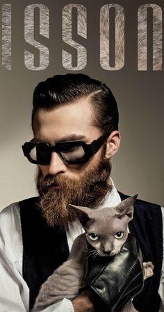 2e27e0c30e Isson Eyewear 2012  Ludwig sunglasses Beard Styles For Men