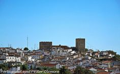 Portalegre - Portugal by Portuguese_eyes, via Flickr
