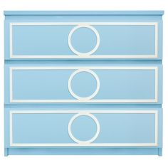"""Show details for Gracie 7"""" x 30"""" O'verlays Kit for IKEA MALM (3 drawer)"""