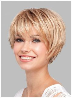 Latest Short Hairstyles, Short Hairstyles For Thick Hair, Short Pixie Haircuts, Pixie Hairstyles, Curly Hair Styles, Cool Hairstyles, Layered Hairstyles, Fine Hair Styles For Women, Hairstyle Ideas