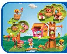 Lalaloopsy can't get any cuter, even in mini size!